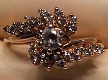1.00ct Diamond Ring