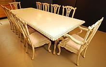 10 Seat Dining room set