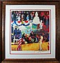 Leroy Neiman, Happy Birthday Mr. President, Signed