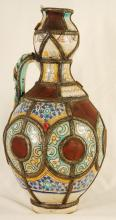 Antique Moroccan Pitcher