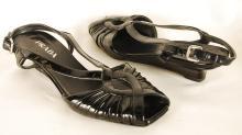 Prada Open Toes Ladies Shoes