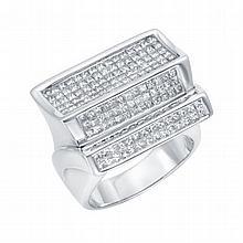 3.67ct Diamond Ring