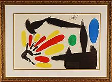 Joan Miró - Les Essencies de la Terra Suite