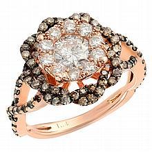 1.71 Carat Diamond Ring in 14K