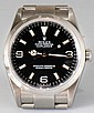 Rolex Oyster Perpetual Explorer SS Watch