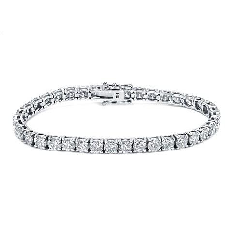 12.88 ct Diamond Bracelet