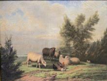 Cornelius Van Leemputten (1841 - 1902)