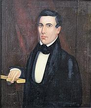 Pair of H T Webb paintings (ca. 1840)