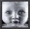 Fred BENOIT (XX-XXIème siècle)  Le poupon  Tirage original sur papier photo fuji.  Signé. Editée  à 30 exemplaires. Le présent exemplaire numéro 3/30.   57,5 x 57,5 cm, Fred Benoit, €900