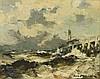 Luc KAISIN (1901-1963)  Ostende  Huile sur panneau, signée en bas à, Luc Kaisin, Click for value