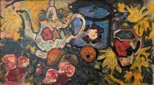 Nicolas ISSAIEV (1891-1977) Nature morte