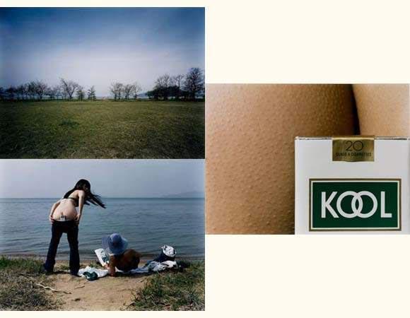 Yuki KIMURA (Né en 1971)  Kool 1-2-3, 2000