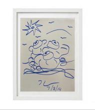 Jeff KOONS (Né en 1955)