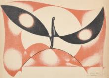 Etienne BEOTHY (1897-1961) Sans titre, 1948