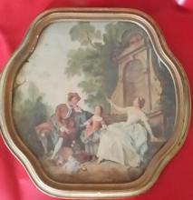 Antique French Provencial Artwork
