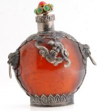 Old Chinese Snuff Bottle