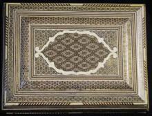 Old Islamic Bone-In-Lay Trinket/Cigar Box 15