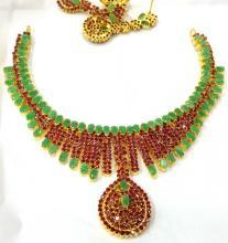 22K Gold Jewelry Set