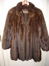 Added to Auction Pristine Nieman Marcus Russian Sable Fur Coat