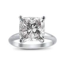 Tiffany 2.00 ct Princess Cut Diamond Solitaire Ring
