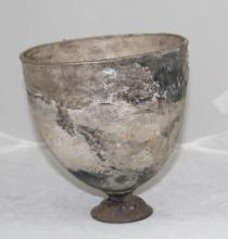 Silver Vase Greek / 300yrs - 200yrs old