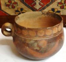 Ancient Indus Valley Ceramic Cup