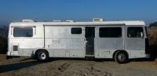 Rare Classic Detroit Diesel Pusher All Aluminum Motorhome Fully Operational