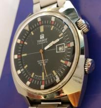 TISSOT GMT Watch c1975