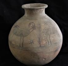 Ancient Indus Valley Ceramic Bowl