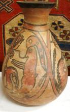 Ancient Indus Valley Ceramic Vessel