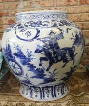 Old Chinese Blue & White