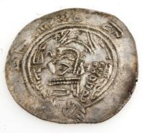 Ancient Islamic Silver Coin Arab Sassan 700 AD 4.1-gr