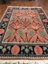 Indian Handmade Rug #72576 (13)