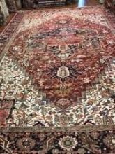 Indian Wool Rug #2260 (4)