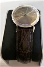 Rare 14K Gold Lord Elgin Watch c1967