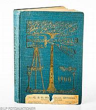 Priskurant Å Fotografiska Artiklar F.W Hasselblad & Co. 1900