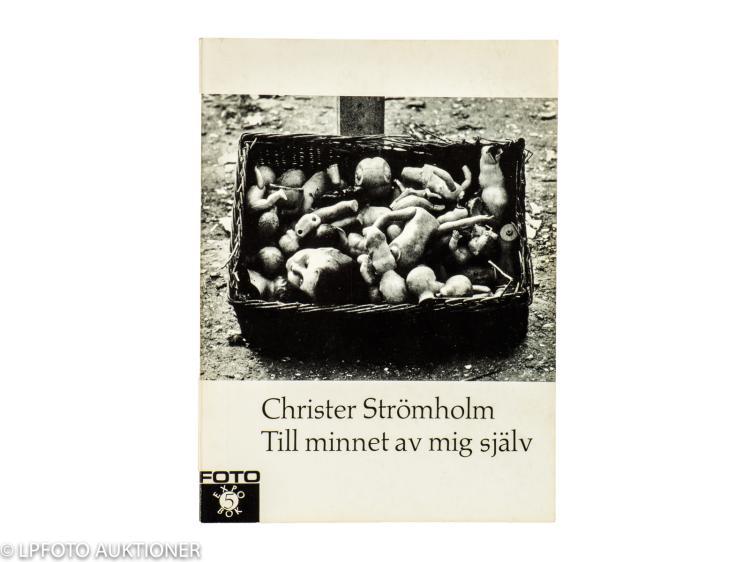 Christer Strömholm Till minnet av mig själv