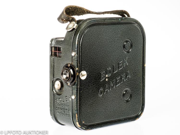 Bolex Auto-Cine Camera A No.?