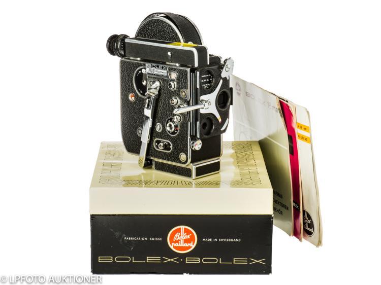 Bolex H16 Reflex No.21346