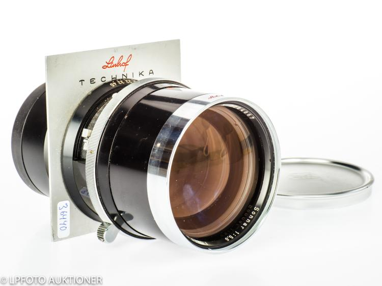 Carl Zeiss Sonnar 5.6/250mm No.2284867