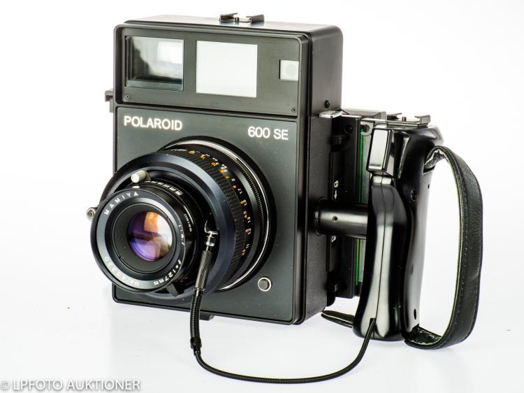 Polaroid 600 SE No.MAA50055C