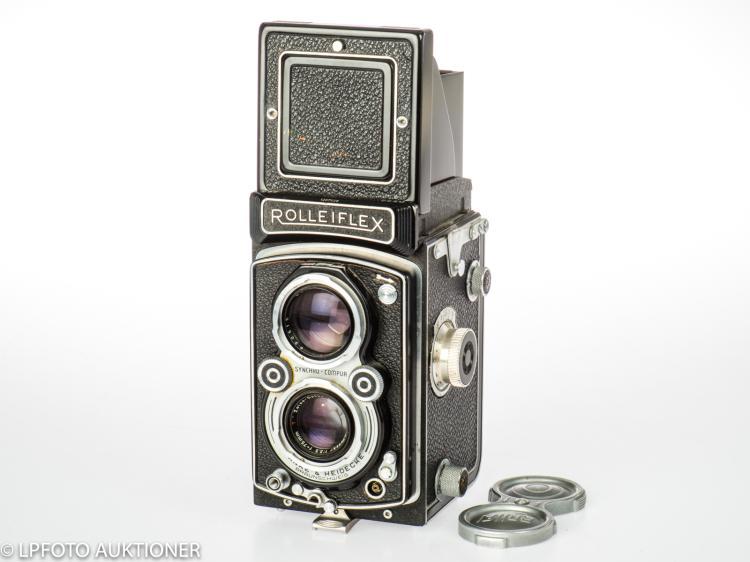 Rolleiflex Automat Modell 4 No.1287629