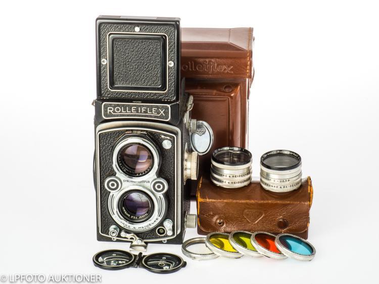 Rolleiflex Automat Modell 4 No.1413193