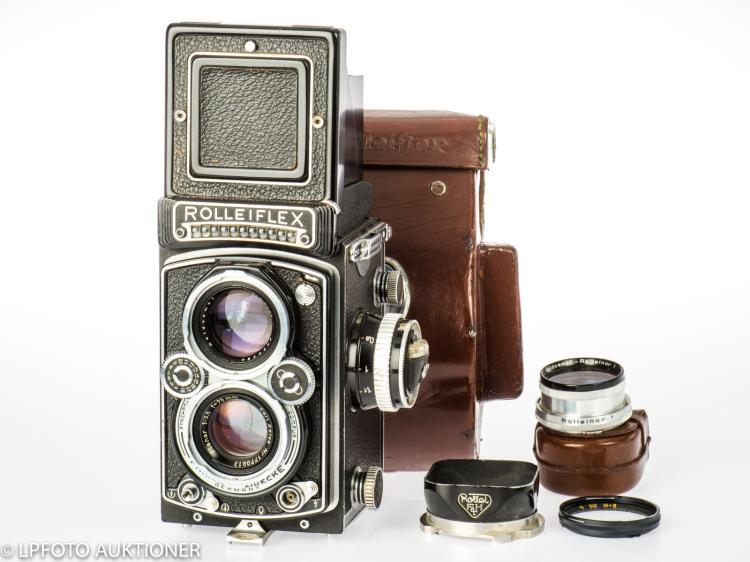 Rolleiflex 3.5E No.1761081