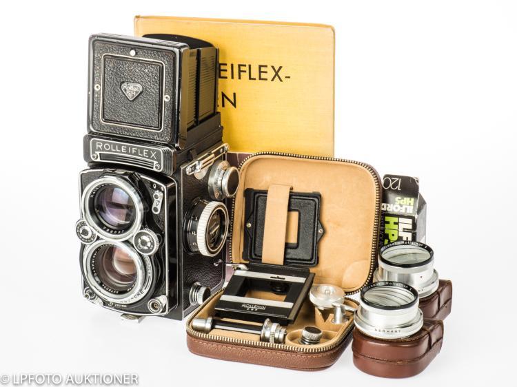 Rolleiflex 2.8 E2 No.2351704