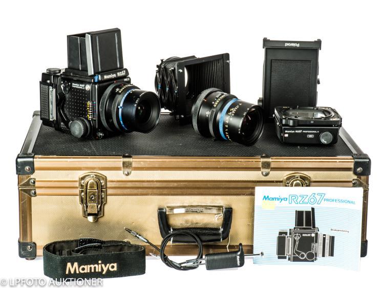 Mamiya RZ67 Pro II No.MG 3279