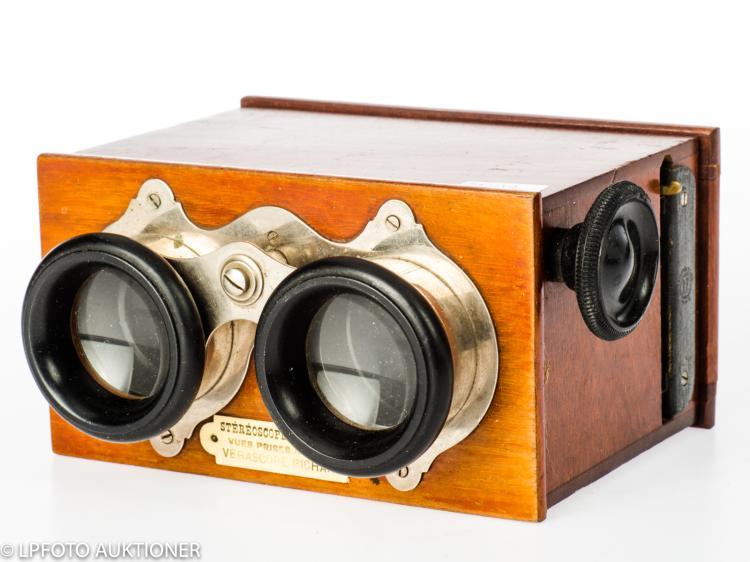 Verascope Stereo viewer