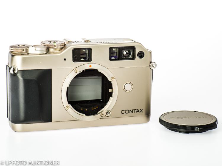 Contax G No.075409