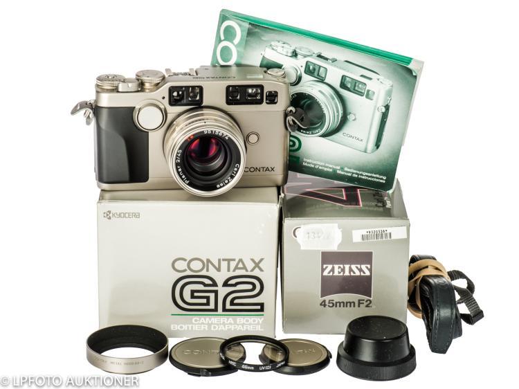 Contax G2 No.067935