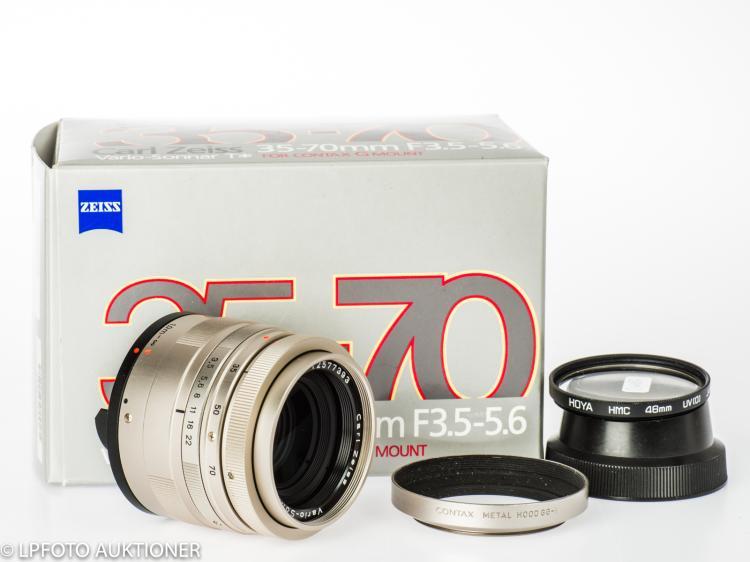 Carl Zeiss Vario-Sonnar 3.5-5.6/35-70mm T* No.12577393